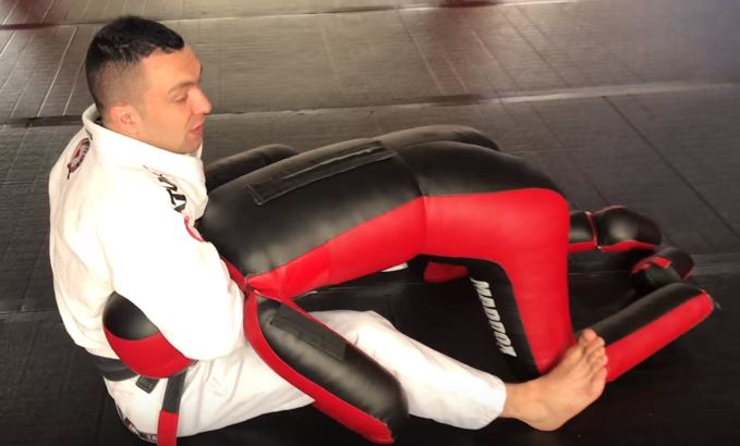 how to train bjj at home