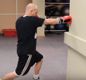 How to increase punching power training at home