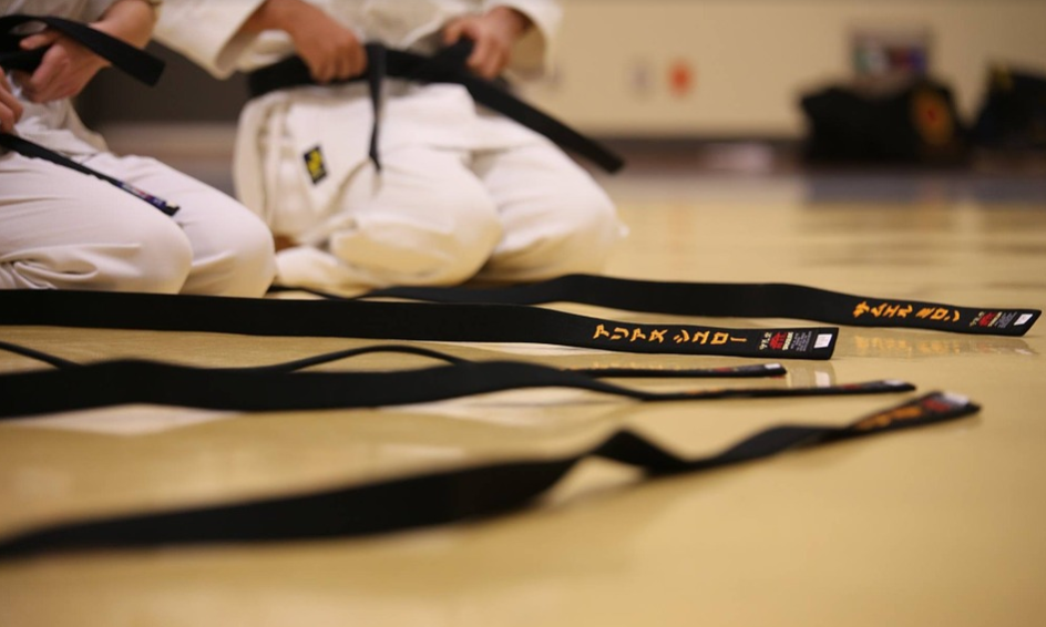 how long does it take to become a black belt