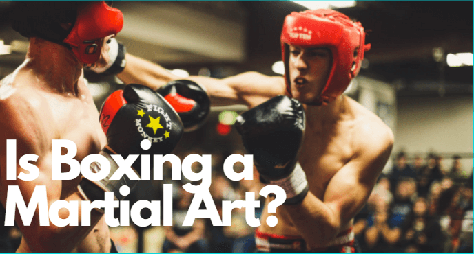 Is boxing a martial art?