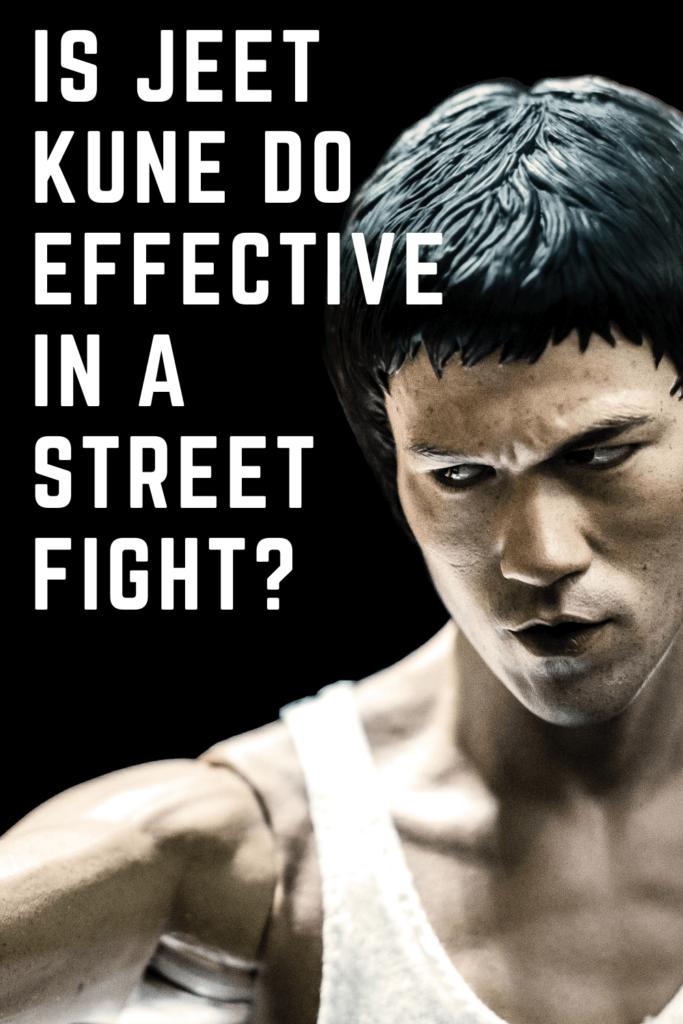 Is Jeet Kune Do Effective in a Street Fight