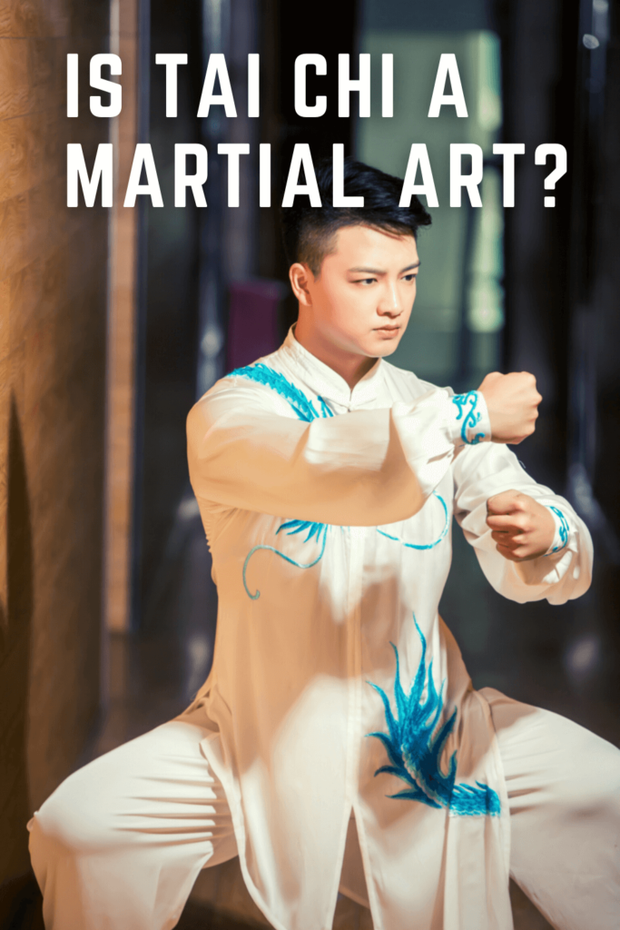 Is Tai Chi A Martial Art