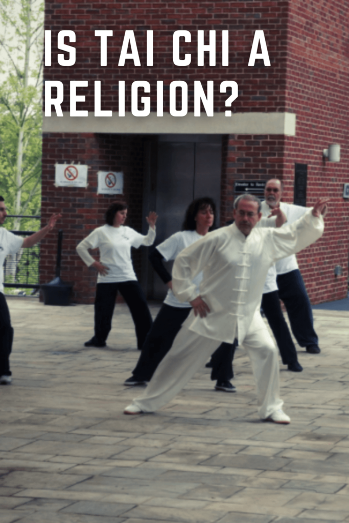 Is Tai Chi a religion