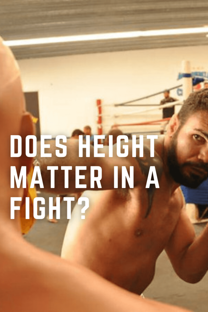 does height matter in a fight